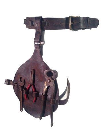 Resident Evil The Final Chapter Abigail S Ruby Rose Tool Belt