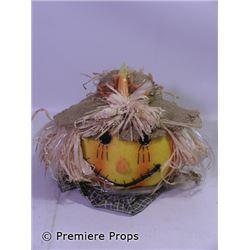 Halloween 2 Set Decoration Scarecrow Head Movie Props