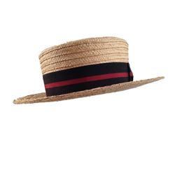 W.C. Fields 'Bentley' Personal Straw Hat