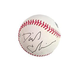 David Carradine Signed Baseball