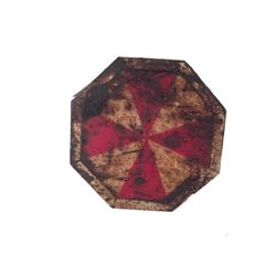 Resident Evil: The Final Chapter Umbrella Corp Sign Movie Props