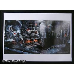 Underworld: Rise of the Lycans Production Artwork
