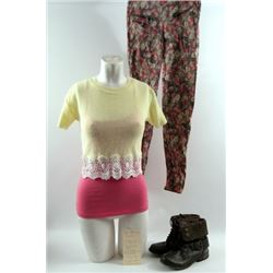 Step Up All In Camille (Alyson Stoner) Movie Costumes