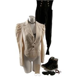 Step Up All In Violet (Parris Goebel) Movie Costumes