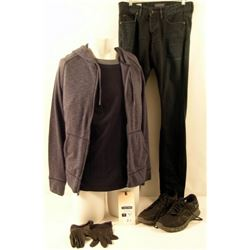 Now You See Me Dylan Rhodes (Mark Ruffalo) Movie Costumes