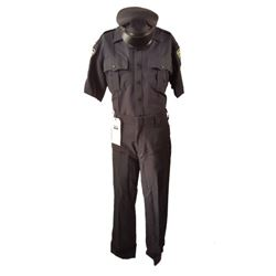 Patriots Day Officer Dic Donohue (Kelby Turner Akin) Movie Costumes