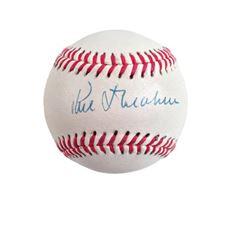 Pat Donahue Signed Baseball