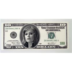 Now You See Me Henley (Isla Fisher) Bill Movie Props