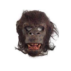 Tarzan and The Lost City Ape Mask Movie Props