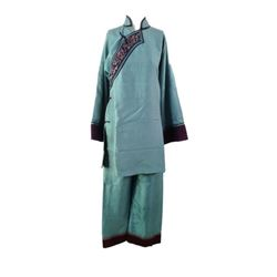 Crouching Tiger, Hidden Dragon: Sword of Destiny Yu (Michelle Yeoh) Movie Costumes