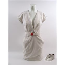 Nurse 3D Danni (Katrina Bowden) Movie Costumes