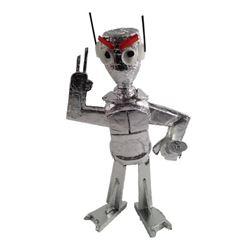 Middle School Rafe (Griffin Gluck) Handmade Robot Movie Props