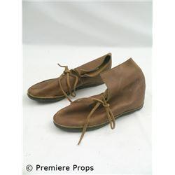 Outlander Unferth's Shoes Movie Props