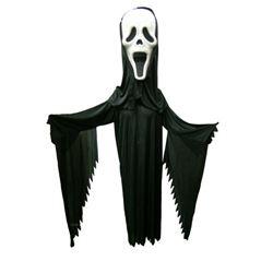 Scream 4 Ghostface Mask & Robe Movie Costumes