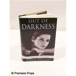 Scream 4 Sidney Prescott (Neve Campbell) Out of Darkness Book Movie Props