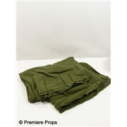 Inglorious Basterds Military Blanket Movie Props