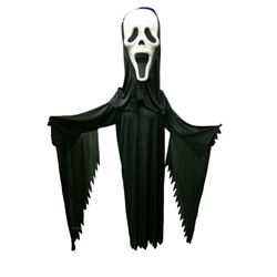Scream 4 Ghostface Mask & Robe Movie Costumes