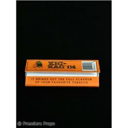Alpha Dog Fake Rolling Papers Movie Props
