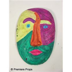 Corbin Bernsen Original Hand Painted and Signed Mask
