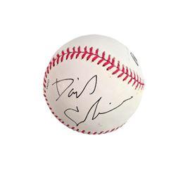 David Carradine Signed Baseball