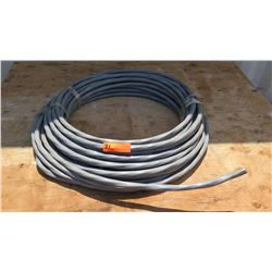 Spool of Coated Wire/Cable