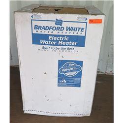 Bradford White Electric Water Heater LD40L33B090
