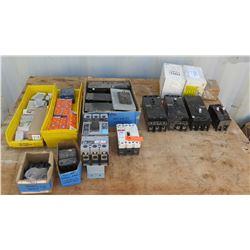 Sentron Series, GE, Cuttler Hammer Circuit Breakers, etc.