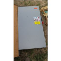 Eaton 400 Amp Heavy Duty Safety Switch #DH365NRK