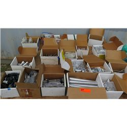 Large Lot of Various Pipe/Conduit Fittings, Connectors, etc.