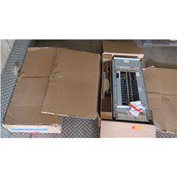 Qty 2 Pow-R-Line Fuse Boxes