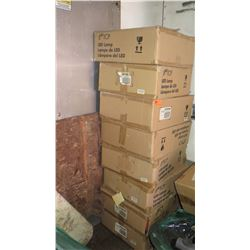 8 Boxes 17W Dimmable TCP LED Narrow Flood Lights (12 in each box)