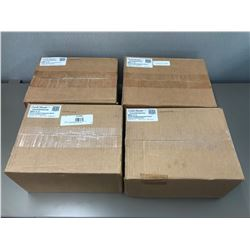 4 Boxes 9X12 Quick Mount PV QMCCA Solar Conduit Mounts (12 in each box) - All New/Unused
