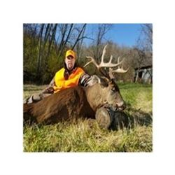 Illinois Rut Archery Whitetail Deer Hunt