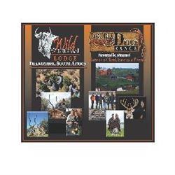 8-Day Missouri Pheasant-Quail-Rabbit & South       Africa Combo Hunt