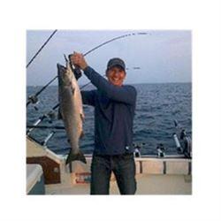 Michigan Salmon Fishing Trip