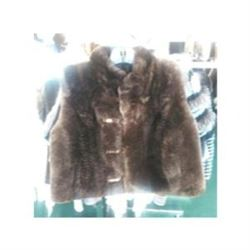 Sheared Beaver Vest