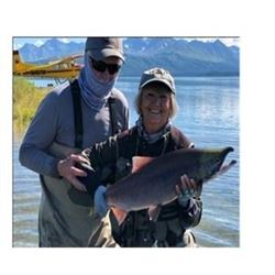Alaska Fly-out Fishing Adventure