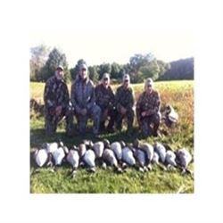 Michigan Goose Hunt
