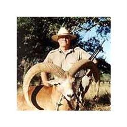 Texas Aoudad Hunt