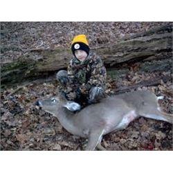 Michigan Deer Hunt for 1 Youth Hunter