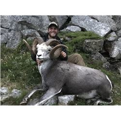 14 Day Stone Sheep Hunt in the Yukon