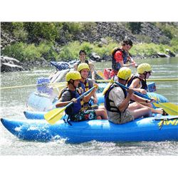 5 day/4 night whitewater rafting trip for two on the Salmon River in Idaho.