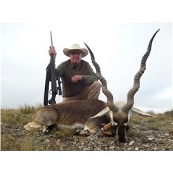 CERRO INDO: 5-Day Big Game and Mixed Bag Hunt for One Hunter and One Non-Hunter in Argentina