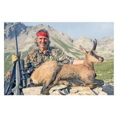 PROFIHUNT: 5-Day Caucasian Chamois Hunt for One Hunter in Russia - Includes Trophy Fee