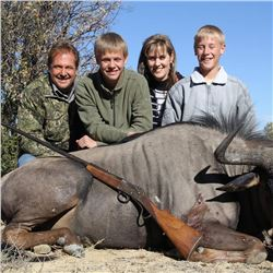 LATEGAN SAFARIS: 10-Day Plains Game Safari for Two Hunters and Two Non-Hunters in South Africa