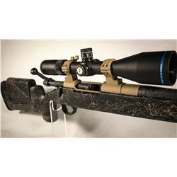 "BEST OF WEST ""Signature Series"" Long-Range Custom Rifle Chambered in 7MM Remington Magnum"