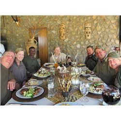 "HUNTERS NAMIBIA: 7-Day Plains Game Hunt for One Hunter and One Non-Hunter with Mark ""Oz"" Geist"