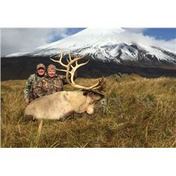 ALEUTIAN: 6-Day/7-Night Reindeer Hunt for One Hunter on the Alaska Peninsula - Includes Trophy Fee
