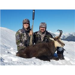 NEWZEALAND HUNTING: 5-Day Big Game Hunt for Two Hunters and Two Non-Hunters - Includes Trophy Fees