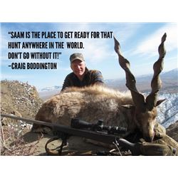 SAAM™ Precision & Safari Hunt Combo for Two Hunters in Texas - Includes Trophy Fee Credit